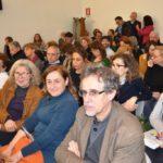 Tra il pubblico anche il Presidente della Cooperativa Progetto Persona, Maurizio Cavalli, e la Coordinatrice del Consultorio Familiare SiR, Ivana Danelli