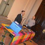 Il banchetto a sostegno di Anffas Milano