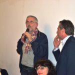 L'intervento del Presidente della Cooperativa Cascina Biblioteca, Francesco Allemano