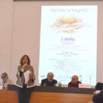 I saluti finali della Presidente di Anffas Milano Onlus, Rossella Collina