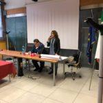 La Presidente Rossella Collina durante il suo discorso di introduzione