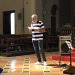 Francesco Allemano, Presidente della Cooperativa Cascina Biblioteca, durante la sua testimonianza