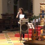 Rossella Collina, Presidente di Anffas Milano Onlus, durante il suo saluto di benvenuto